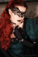 Lady Vampir on Masquerade II by MADmoiselleMeli