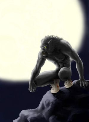 A Picture is worth a thousand words: Favourite Artists Werewolf_by_UndineCG