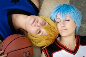 KnB - Be able to play with Kurokocchi by Kozato-kun