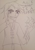 All I Want Is A Puppet- FNAF/ GF Crossover by PokeFreak202