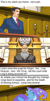 Ace Attorney Phoenix Wright: Turnabout Spoiler by NyinxDeLune