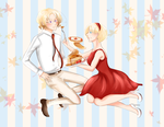 Hetalia - Pancake Day by dreaming-baka