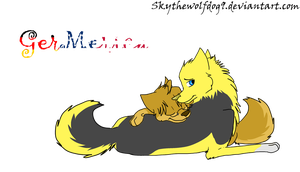 GerMerica by Skythewolfdog9