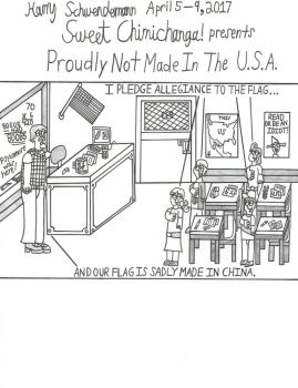 Proudly Not Made In The U.S.A. by WarnerRepublic