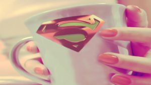 Wallpaper i love superman -Nonu- by Nonuu
