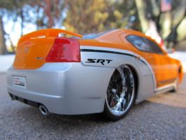 Two-Toned SRT by KateKannibal