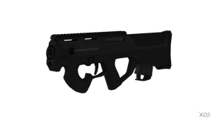 Magpul PDR by sadow1213