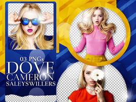 Dove Cameron PNG Pack #3 by SaleySwillers