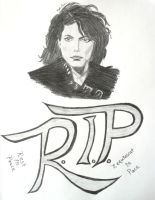 R.I.P MJ by DreamerForLife