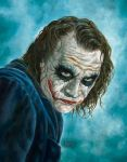 The Joker by warlordfgj