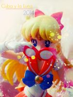 Sailor V by CubaylaLuna