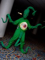 Shuma-Gorath 1 by Insane-Pencil