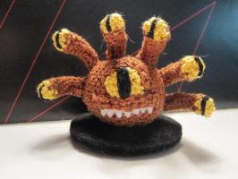 Beholder D+D Mini by Phantasmfreud
