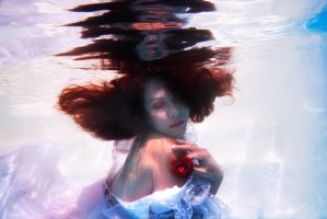 Underwater - Still got your face by CristianaApostol