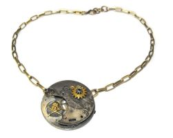 Steampirate Necklace by JLHilton
