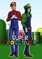 Super Crossover by Adrollity