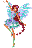 Butterfly Aisha by ColorfullWinx