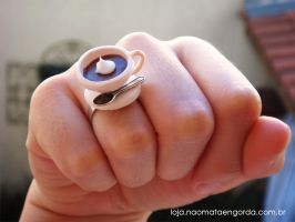 Hot Chocolate Ring by alicoe
