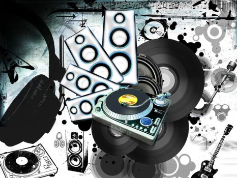 psy Turntable by ro0t