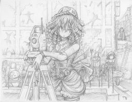 DollGurl - Construction Site by fredrin