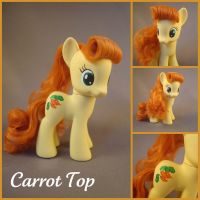 Carrot Top - a FiM custom by hannaliten