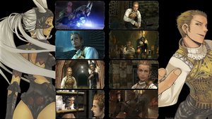 Balthier and Fran (3) by AuraIan