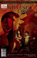killing the cobra 3 cover by Pintureiro