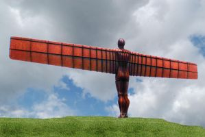 Angel of the North by JLP-Pelton