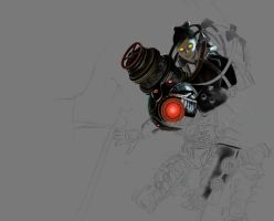 Bioshock 2 Concentration 2 by reggy66