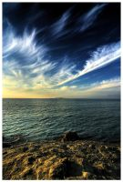 Corfu - Sunset beach 2 by InfernoXfx