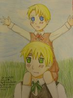 APH:When I grow up B-Day gift by ota-chan
