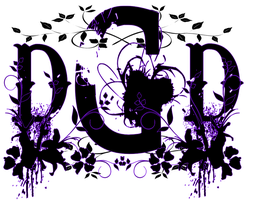 DarkGirlDrawings Logo by DarkGirlDrawings