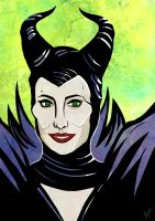 Maleficent by Verhelm