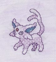 +BLACKWORK+ Espeon by gatchacaz
