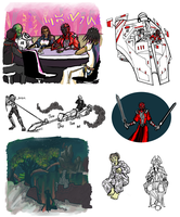 SWTOR - Doodles 2 by IPonly