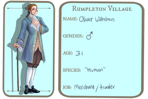 Rumpleton Village - Olivier by xLunatiCXz