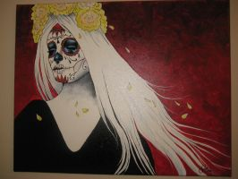 Day of the Dead by saraelyse