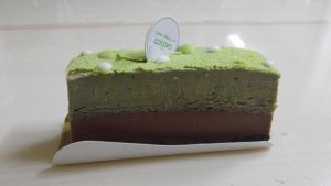 Green Tea Chocolate Mousse Cake by TanyaPark0216