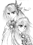 Twin_Sisters by Lacroa