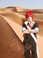 Gaara - I'm coming home by BuruTsuin