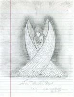Lonely Angel by Imalshen