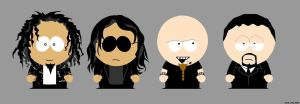 System Of A Down - South Park by DarkMoi