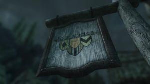Elder Scrolls V: Skyrim - Four Shields Tavern by Lonewolf898