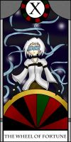 RC Blanche X Wheel of Fortune by LaZella