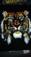 Hobbycraft - Tiger Finished by Peggy2011