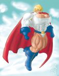 Powergirl Extreme Muscle 2.0 by Satsurou