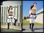 Lara Croft original cosplay 05 by Daelyth
