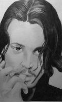 Johnny Depp by beans330
