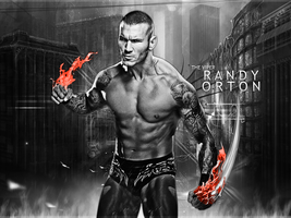 Randy Orton Wallpaper by RaTeD-Gfx