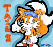 Tails by kasaboy